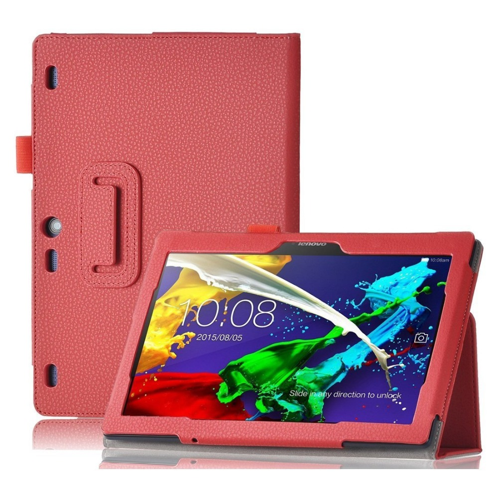 Flip Stand Cover Tablet Case For Lenovo Tab 2 10 1 A10 30 A10 70 X30F
