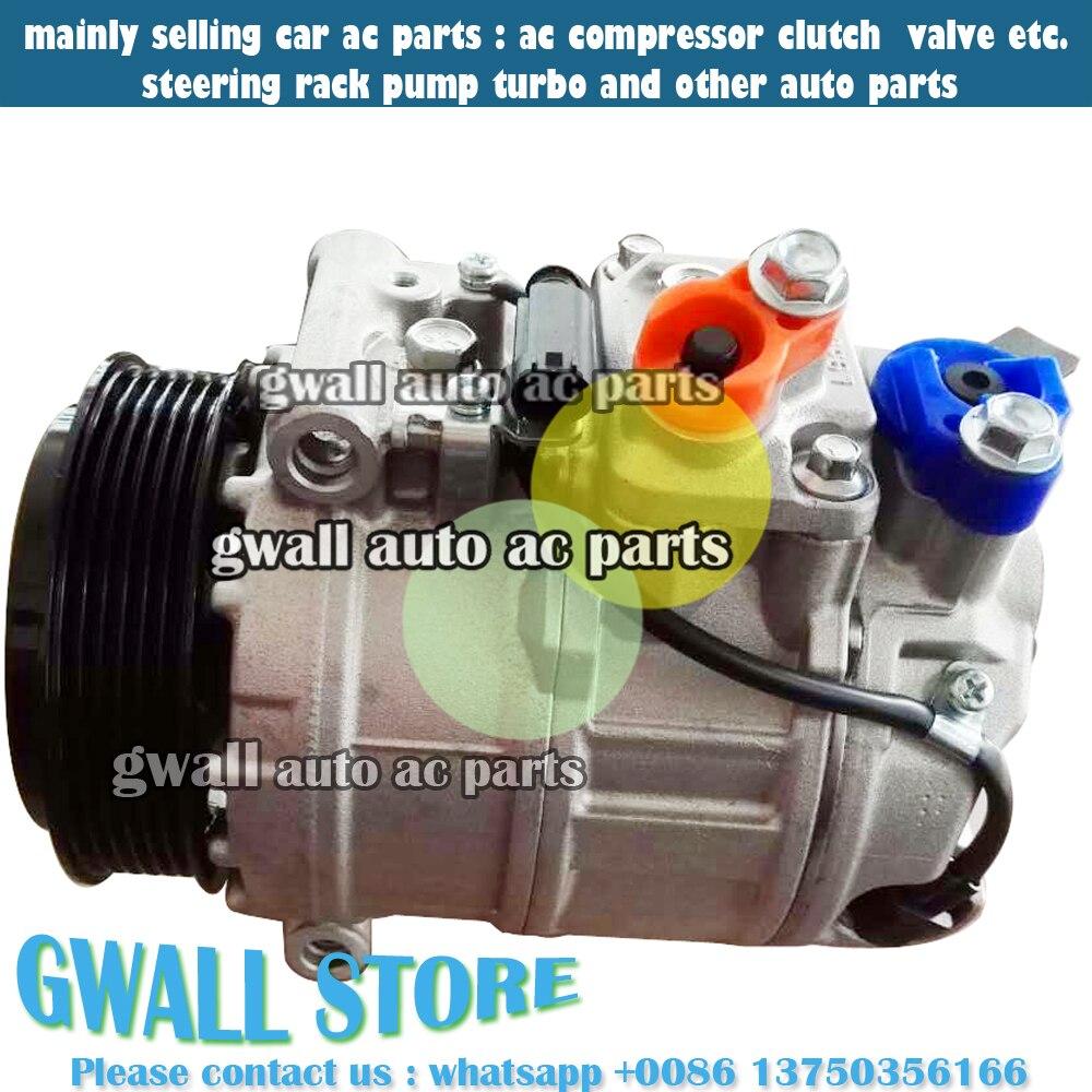 7SEU16C Compresseur Automatique Pour Mercedes Benz W221 W251 W164 GE447220-9332 A0012301411 A0012302811 A0022305411 4471707004