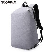 TUGUAN 2017 Men Laptop Anti Theft Backpack School Back Bags College Student Back Pack Bag Business Travel Bagpack for Male Boys