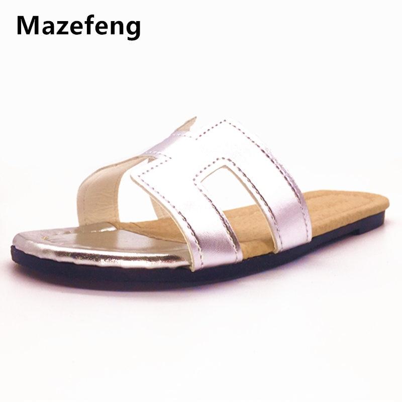New Summer Slipper Women Slippers Slides Women Sandals Slippers Word H Hollow out Women Single Sandals Non-slip Fashion недорго, оригинальная цена