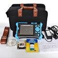 32/30dB SM 1310/1550nm OTDR VFL De Fibra Óptica OTDR Tiempo Óptico Reflectómetro de Dominio con Una Función de Pantalla Táctil