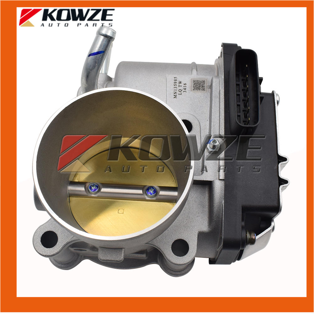 Throttle Body Assy MN135985 For Mitsubishi LANCER CLASSIC OUTLANDER I GALANT ECLIPSE 2.4L 4G69 Made In Japan fuel pump assy for mitsubishi lancer classic mr566825 2000