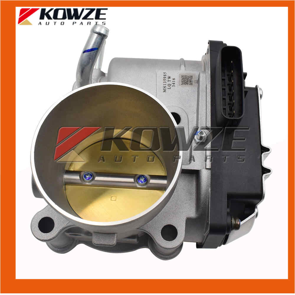 Detail Feedback Questions about Throttle Body Assy MN135985 For