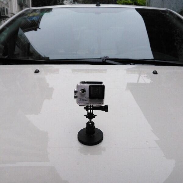 1x imán Mount Magnet soporte soporte para GoPro go pro Hero sjcam action cam