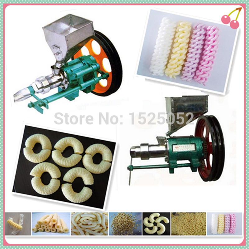 Rice Wheat Corn Puffing Nose Extrusion Corn Puffed Machine Main Machine rice wheat corn puffing nose extrusion corn puffed machine main machine
