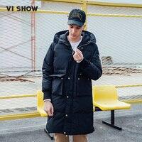 VIISHOW Winter Feather Jacket Men Brand Clothing Parka Men Thick Down Jacket Men Coat Winter Jacket