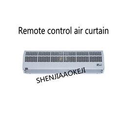 Ogrzewania powietrza pilot zdalnego sterowania kurtyna powietrzna maszyna do 6200 W niema FM 3009GY wyświetlacz żywności utrzymać temperaturę wyświetlacz szafy 220 V na