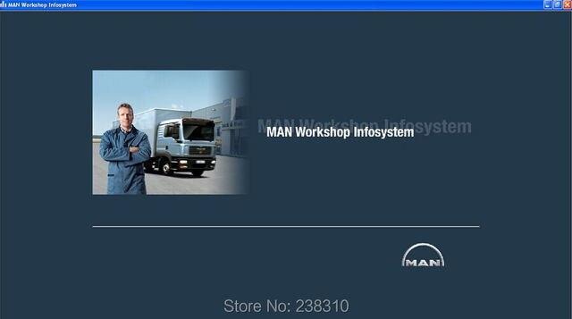 Für MAN Lkw Busse und Motoren MANTIS 2017 ersatzteile katalog + ...