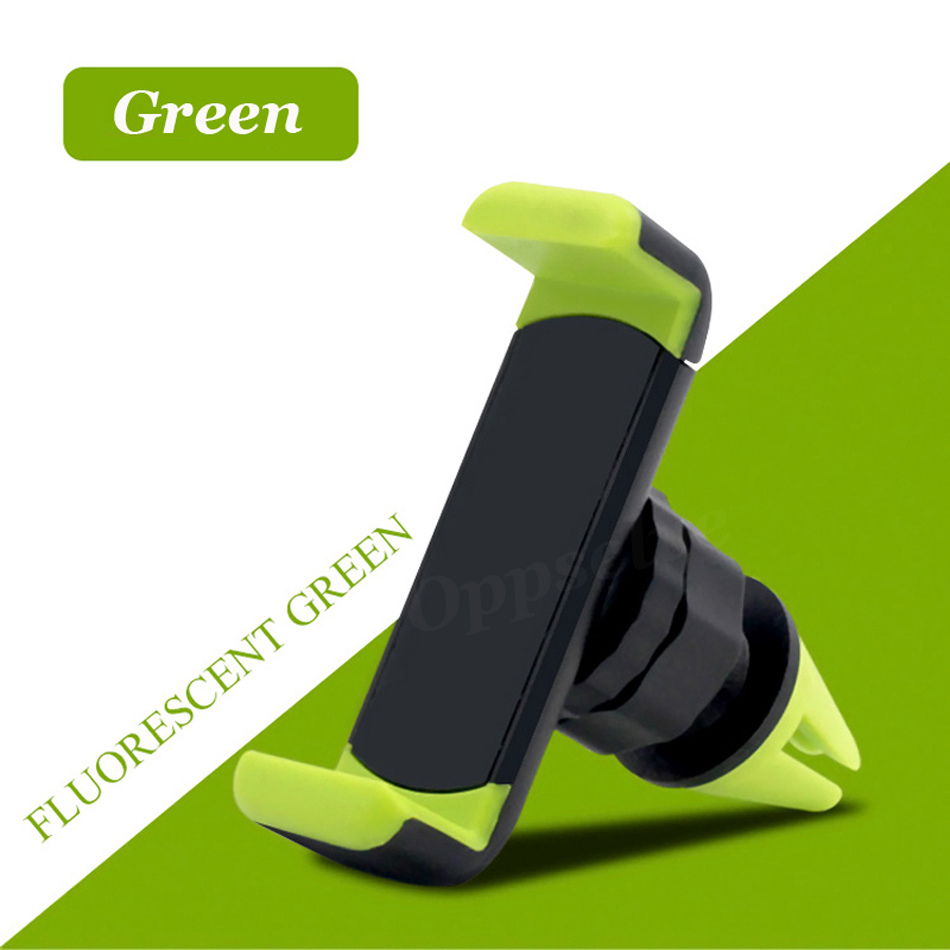 Oppselve Car Air Vent Phone Mount with 360 Degree Support (Universal & in Multi-Colors)
