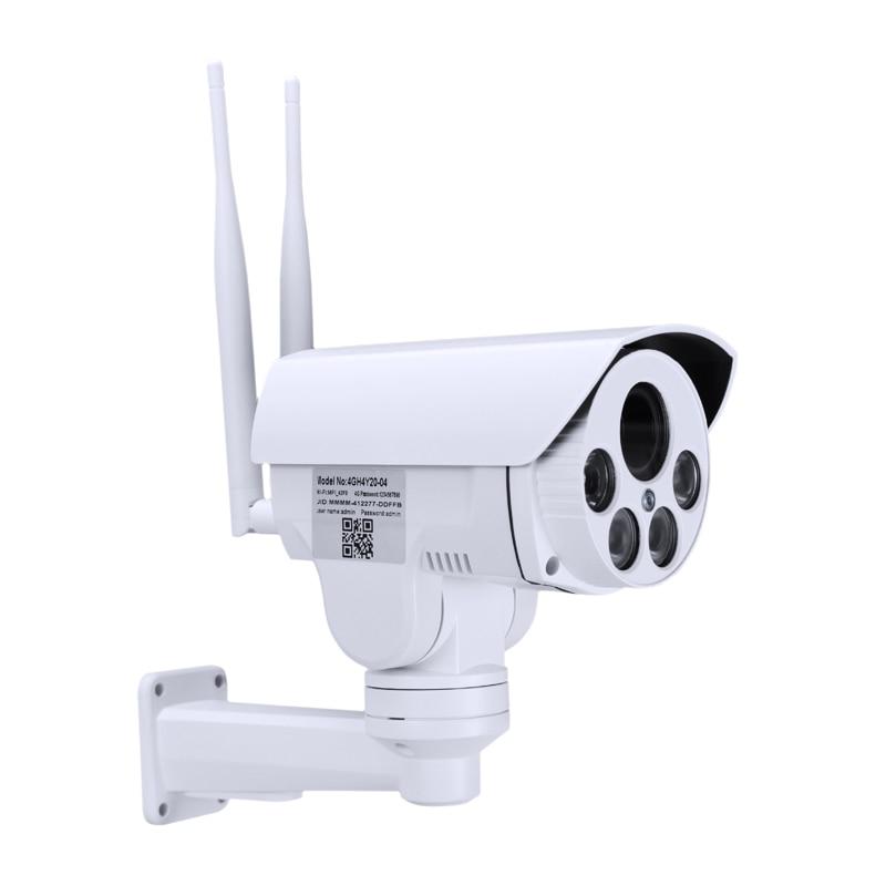 HJT Sony1080P 2.0MP WIFI IP Camera PTZ 5X Zoom SD Card Slot Audio CCTV Camera Night Vision Outdoor Waterproof P2P H.264HJT Sony1080P 2.0MP WIFI IP Camera PTZ 5X Zoom SD Card Slot Audio CCTV Camera Night Vision Outdoor Waterproof P2P H.264