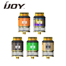 Original IJOY COMBO Squonk RDTA 4ml Capacity Atomizer Support Single & Dual Coil Side Airflow Control Tank Vape Fit Squonk MOD