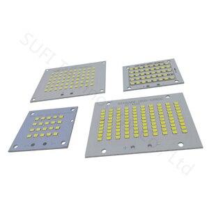 Image 2 - 100% Full Power LED Floodlight PCB 10W 20W 30W 50W SMD2835 LED Lamp led PCB board Aluminum plate for led 10 20 30 50W floodlight
