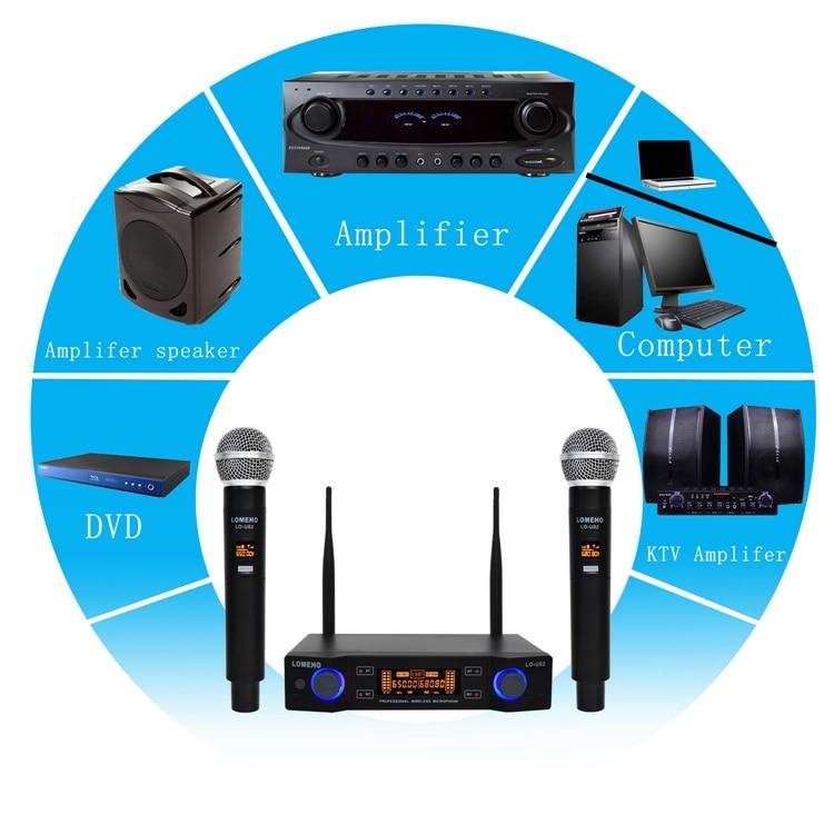 LO-U02 09 Wireless Microphones