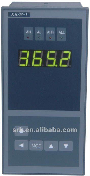 XST Current Input Digital Indicator with alarms
