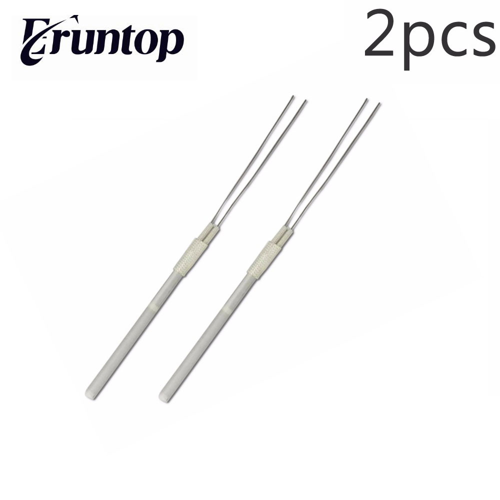 2pcs Electric Adjustable Constant Temperature Heating Type Soldering Iron Core Heater 60w Heating Element Free Shipping