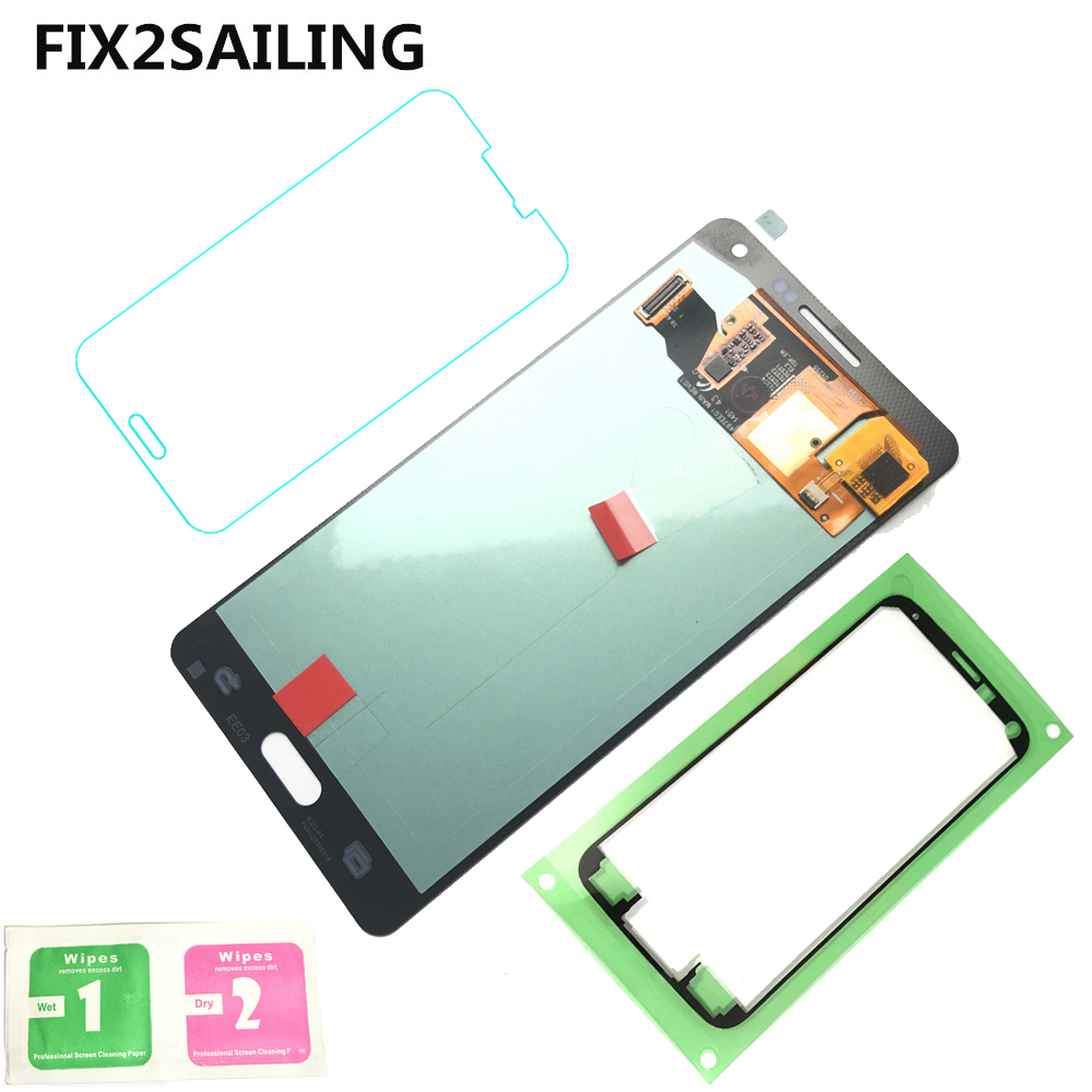 Super AMOLED LCD Display 100 Tested Working Touch Screen Assembly For Samsung Galaxy A5 2015 A500