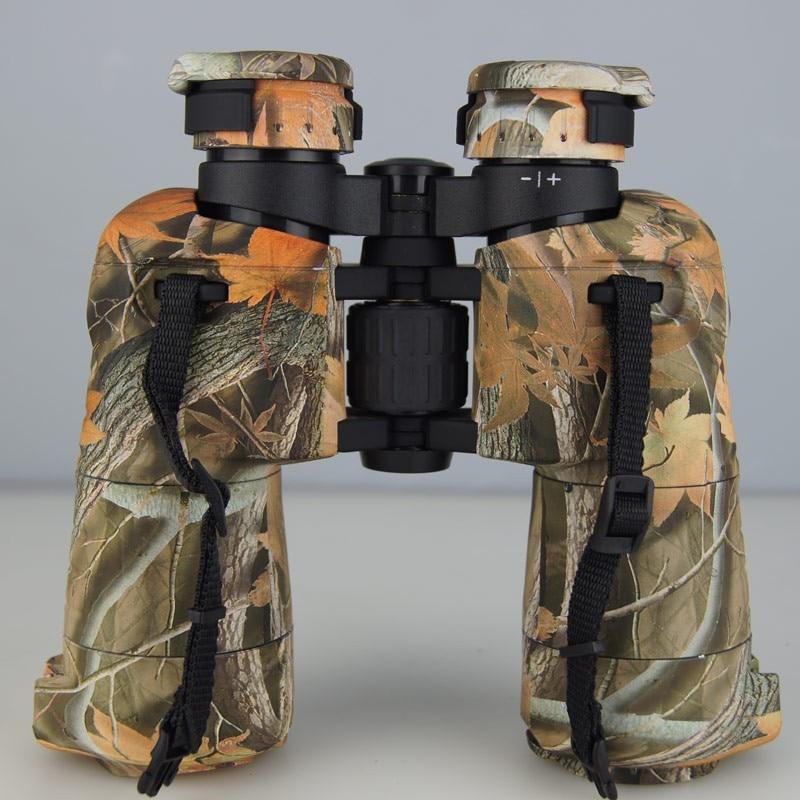 Yukon 22022C Binoculars 10x50WA Woodworth Prism Ultra Clear Wide-angle Field Binoculars