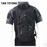 TAK YIYING Woodland camouflage 3L Tactical Outdoor Hunting Bag with Bladder