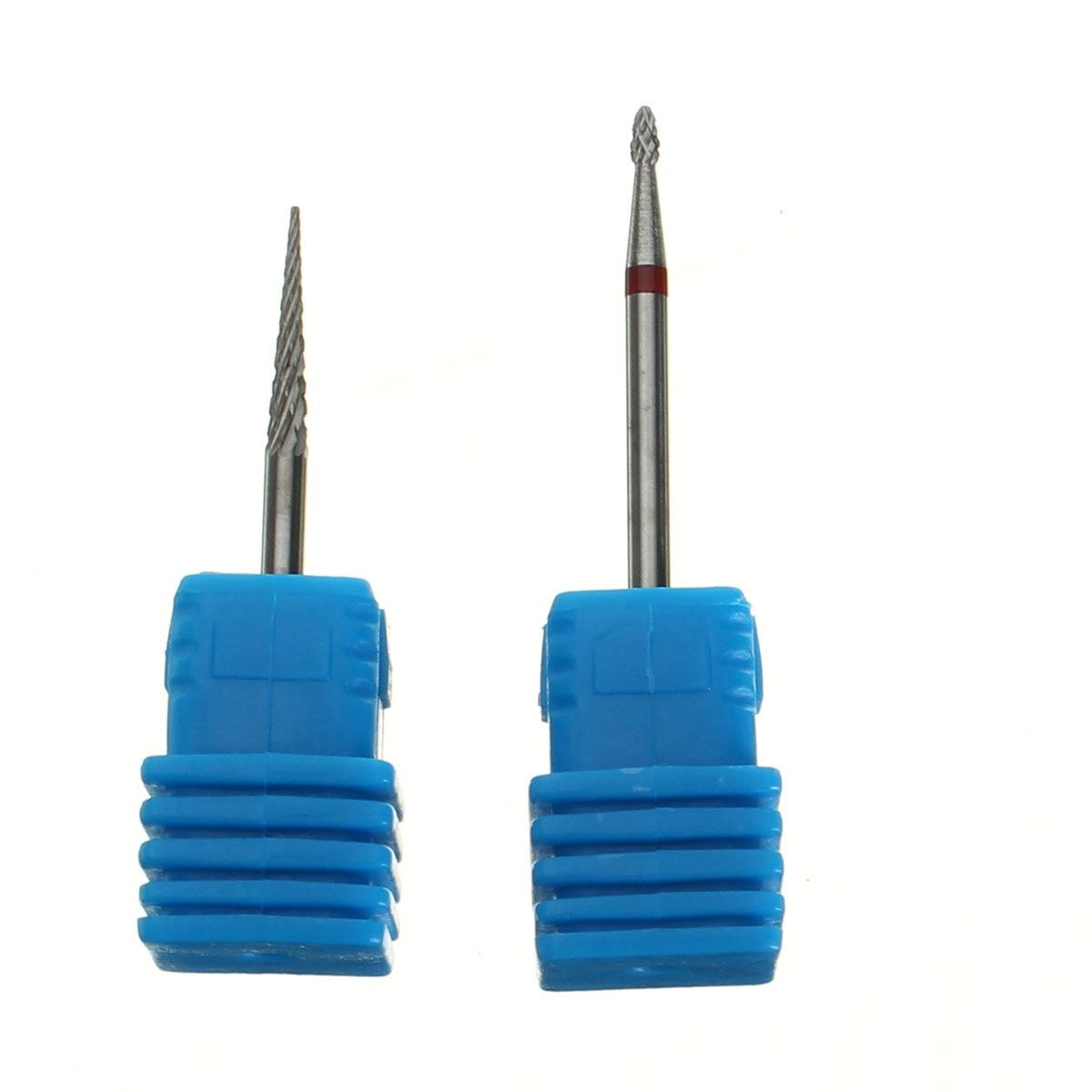 1pcs Carbide Remove Cuticle Nail Drill Bit Nail Art Salon Electric ...