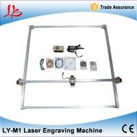 Free Ship DIY Laser Printer CNC Printer 100 100CM 1000MW Desktop DIY Violet Mini Laser Engraver