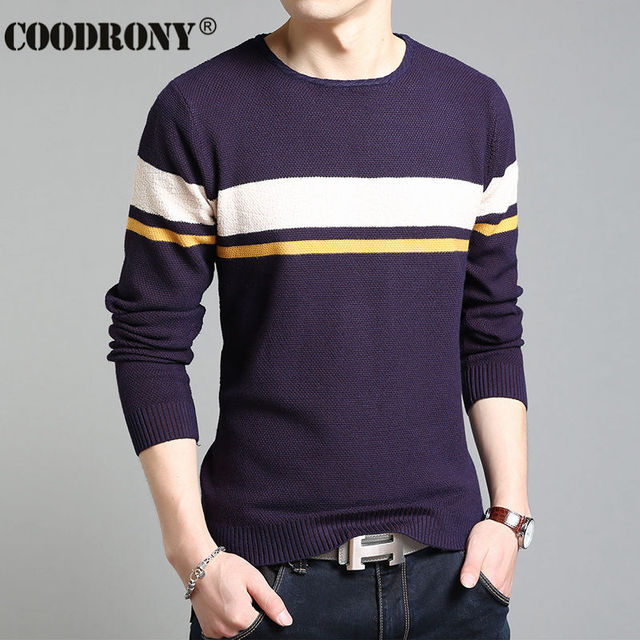HS 2016 New Arrival Warm Cashmere Sweater Shirt Wool Pullover Coat Men O-Neck Pull Homme Famous Brand Dress Sweaters S- 4XL 6649