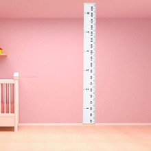 Nordic Style Baby Kids Child Children Height Ruler Growth Size Chart Measure Wall Hanging Home Decoration Art Ornament