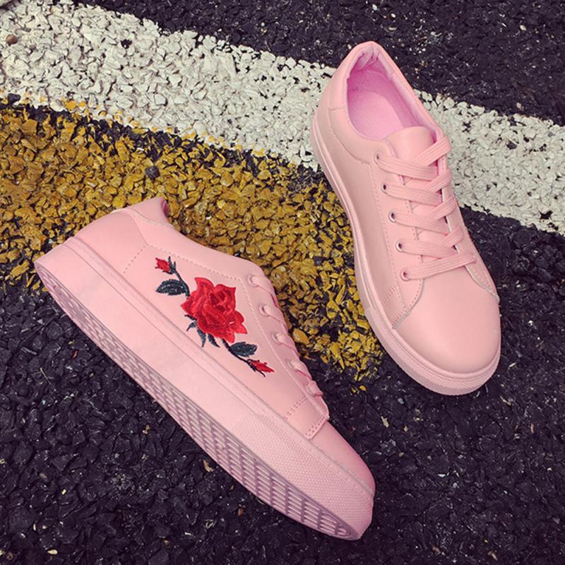 HTB1pPohSXXXXXc8aFXXq6xXFXXXW - Women  Flower Creepers Flat Shoes JKP037