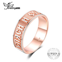 Feelcolor Genuine 925 Sterling Silver Jewelry 18K Yellow Gold Plated Wedding Rings For Women 2016 Classic