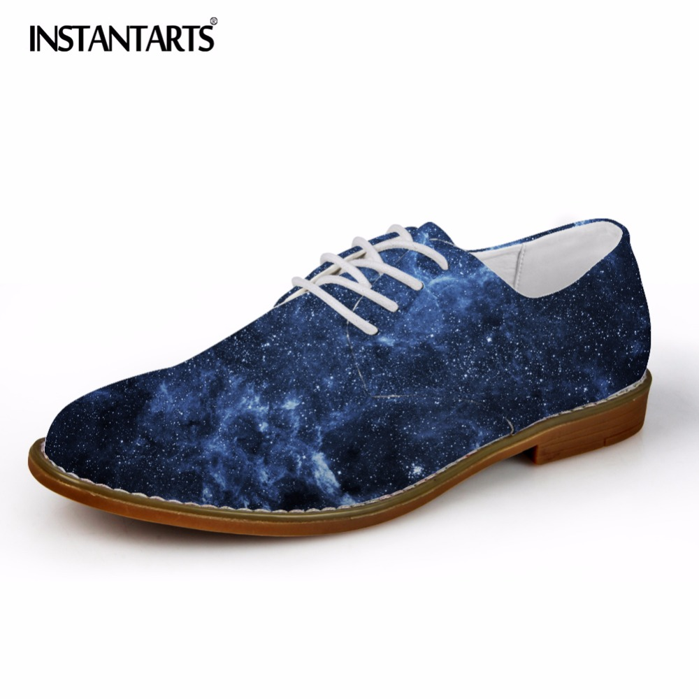 Espacio Hombre Cómodo Instantarts Zapatillas cc1297ce Zapatos Encaje cc1300ce Up Casual Cuero Estrella Respirable De Ocio cc1584ce Oxfords Galaxia Custom cc4105ce I6gAwq6