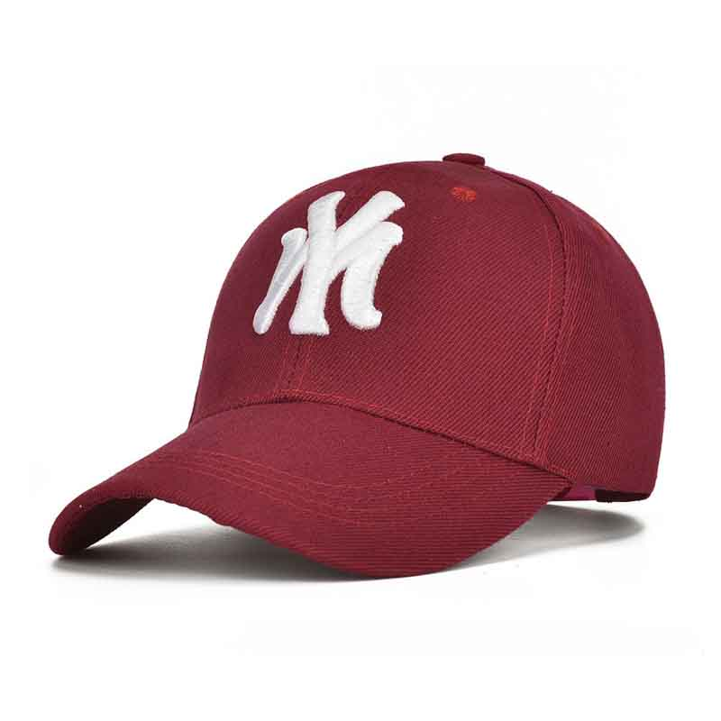 Adult Unisex Casual Solid Adjustable Baseball Caps Snapback Hats For Men Baseball Cap Women Men White Baseball Cap Hat wholesale бейсболк мужские