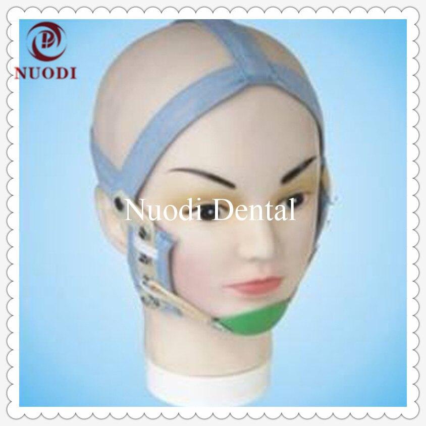 Jean Face Mask Underbite Correction Headgear/Dental Orthodontic Headgear/anti-jaw Headgear Orthodontic Face Mask