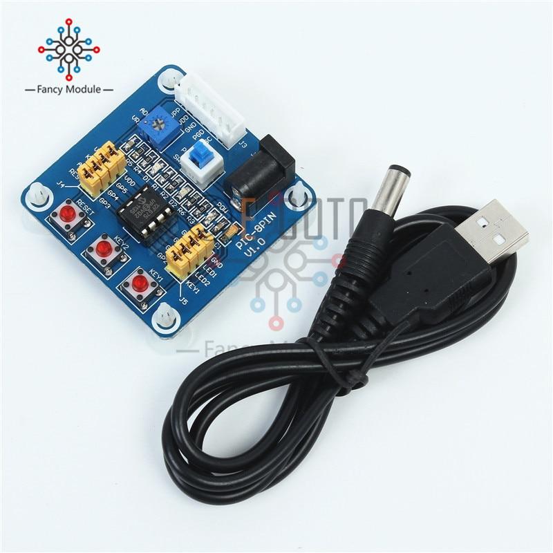 12Pcs 19 x 26mm FPC 8Pins Adapter PCB Converter Board