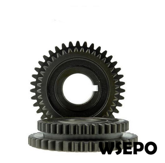 OEM Quality! Driven Double Gear for 170F(7HP)Gas Engine or 170F/173F 4~5HP Diesel Engine Powered Farm/Garden Tillers toro t5 series gear driven shrub rotor