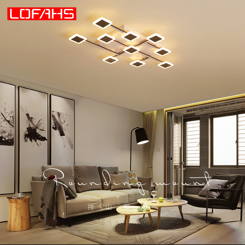 LOFAHS new led chandelier lighting for living room bedroom dining room brown body Post modern Art Deco led chandelier lusterLOFAHS new led chandelier lighting for living room bedroom dining room brown body Post modern Art Deco led chandelier luster
