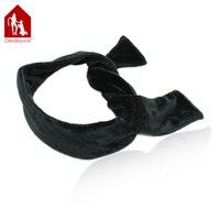 Davidsource Strap-on Lint Blinder Eyepatch Blindfold Headband Flirty Sex Toy Restraint Bondage Fetish Wear