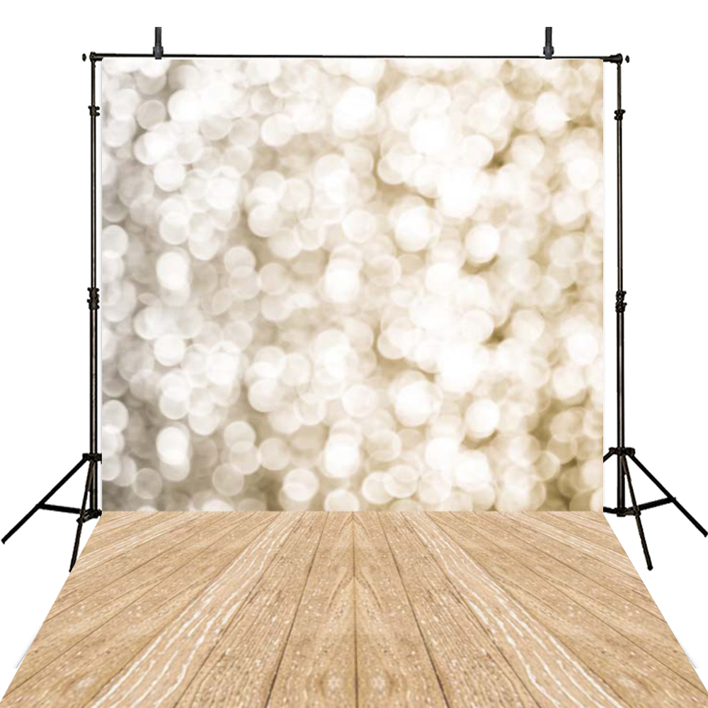 TR-Light Shimmer Vinyl Photography Background Wood Floor Oxford Backdrop For  Fotografia Newborn Baby Wedding Photo Props