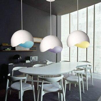 30CM Kreatywna Moda żyrandol Odcień Nowoczesne Restauracja/bar Pojedynczy Klosz Spersonalizowana Artystyczna Lampy Sypialnia FG706