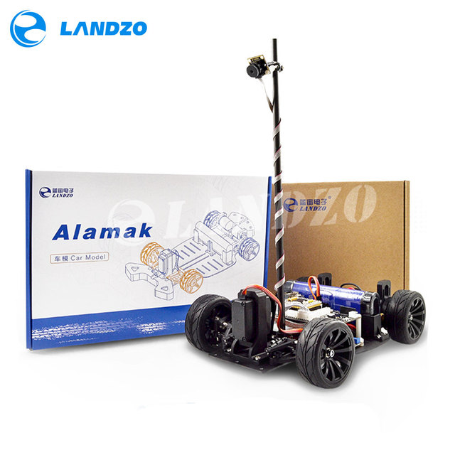 Alamak Smart Car Compeion Model Kit Ccd Camera Stand Base Carbon Rod Bracket 8mm
