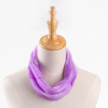 New Ice Silk  Ring Scarf Female Summer Outdoor Riding Neck Magic Turban Sun Breathable Gradient Mask Bandana Ciclismo