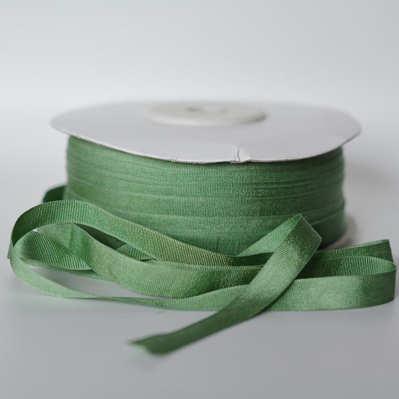 3 Metres 7mm 100/% Pure Silk Ribbon White Embroidery Miniatures