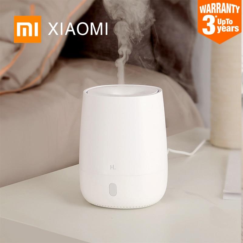 XIAOMI MIJIA HL диффузор для ароматерапии и увлажнитель воздуха демпфер Ароматический диффузор эфирное масло ультразвуковой тумана тихий|Увлажнители воздуха| | - AliExpress