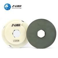 Z LION Diamond Edge Polishing Pad Snail Lock Polishing Wheel Diamond Sanding Pad Stone Marble Granite
