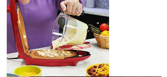 Máquina de bolo Crianças dos desenhos animados mini elétrico do agregado familiar panqueca biscoito asse pan dupla-face automática/grill ferramentas DIY Lanche