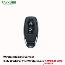 RAYKUBE Remote Control For R-W50 Wireless Electric Lock R-RM5