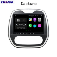 Liislee Android Car Navigation GPS For Renault Capture 2007 2016 Audio Video HD Touch Screen Multimedia