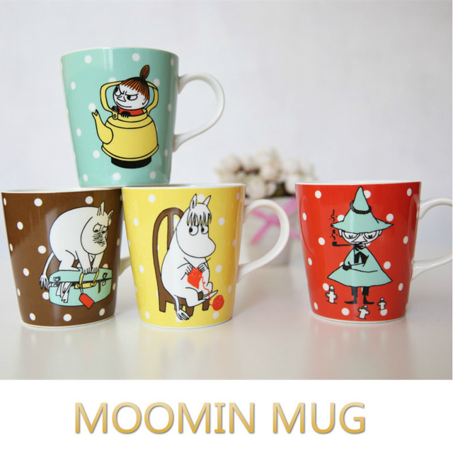 Mug Wave Tazas Moomin Water Friends Tv 240ml Us13 Oblique Travel 8 Point Para Creative Cup Cartoon Coffee Caneca 40OffBuy Anime EH9D2I
