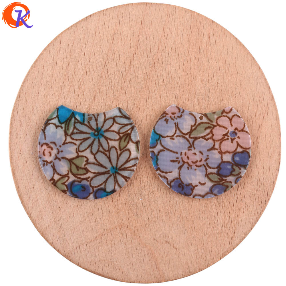 Image 5 - Cordial Design 100Pcs 33*36mm Jewelry Accessories/Hand Made/DIY Parts/Round Shape/Earrings Making/Jewelry Findings ComponentsJewelry Findings & Components   -