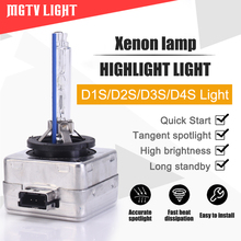 цена на Free shipping 100% Genuine Original 1 PCS OEM D1S HID xenon bulb lamp car headlight 4300K,5000K, 5500K ,66144,66144CBI color box