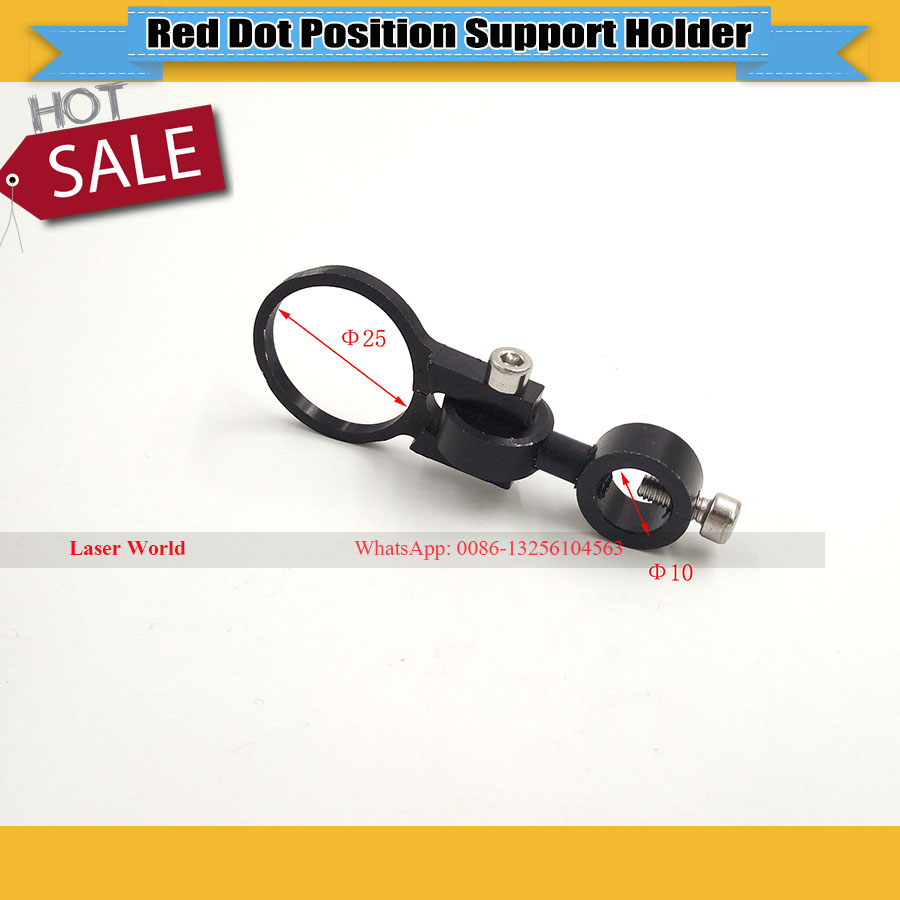 Support Holder Mount Used For  Red Dot Position Diode Module DIY Laser Engraver Cutter  6090/1390/1810