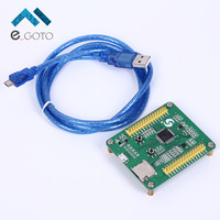 STM32 STM32F405RGT6 Core Board For MicroPython Development Board For Circuit Pyboard Python Module STM32F405 With Full